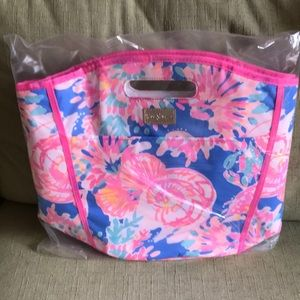 Lilly Pulitzer Other - Lilly Pulitzer beverage tote